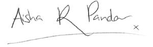 AP Signature