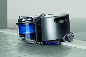 Dyson cleaning robot