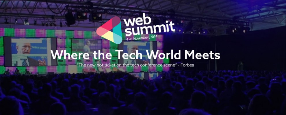 SweepSouth WebSummit 2014