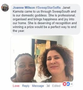 Joanne Wilson - First Prize